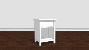DIY Nighstand Plan